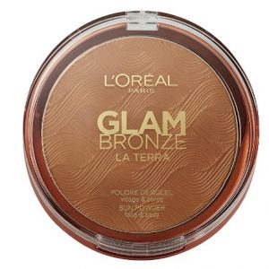 Polvo bronceador L´oreal Glam Bronze