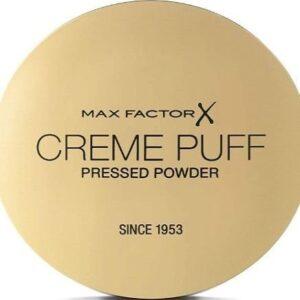 Polvos compactos Max Factor X