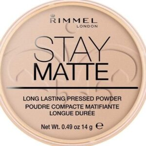 Polvos compactos Stay Matte