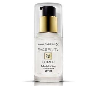 Prebase de maquillaje Max Factor Face Finity