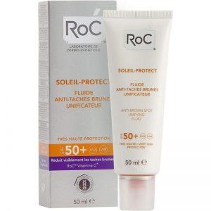 Protector solar facial Roc