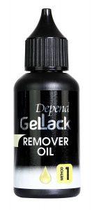 Quitaesmaltes especial Depend GelLack