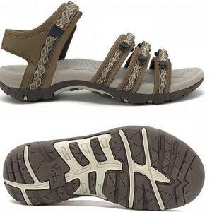 Sandalias de senderismo de mujer Viakix