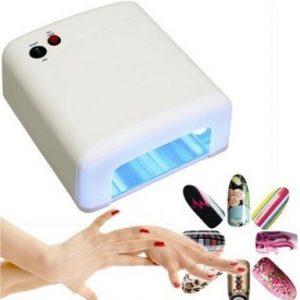 Secador de uñas MWS UV