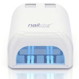 Secador de uñas Nailstar con lámpara UV