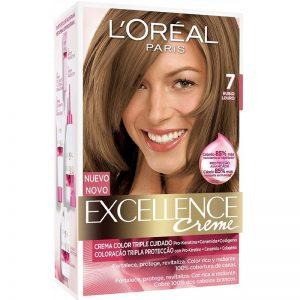 Tinte capilar L'Oréal Paris Excellence Coloración Crème Triple Protección
