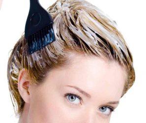 Tinte para el pelo