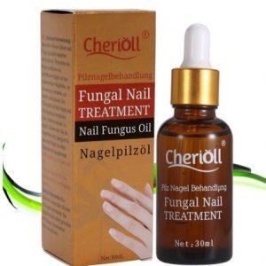 Tratamiento para los hongos en las uñas Cherioll