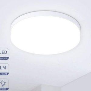 Tubo de LED circular para baño Hosome