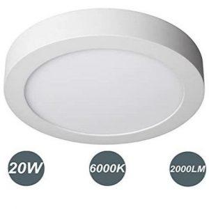 Tubo de LED circular para baño Leduni