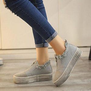 Zapato plano juvenil Feitong